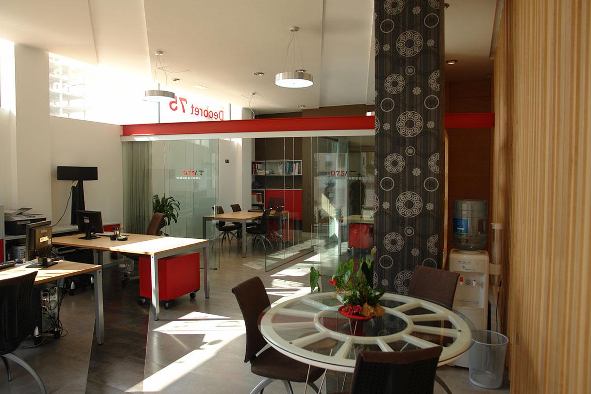 Oficinas de Roland Thierry